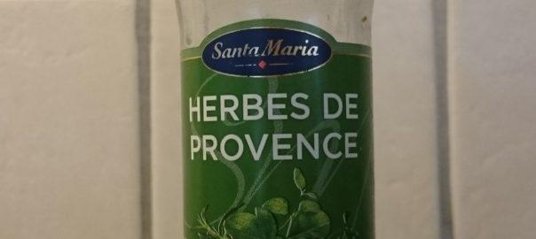 Potje met de kruidenmix Provençaalse kruiden