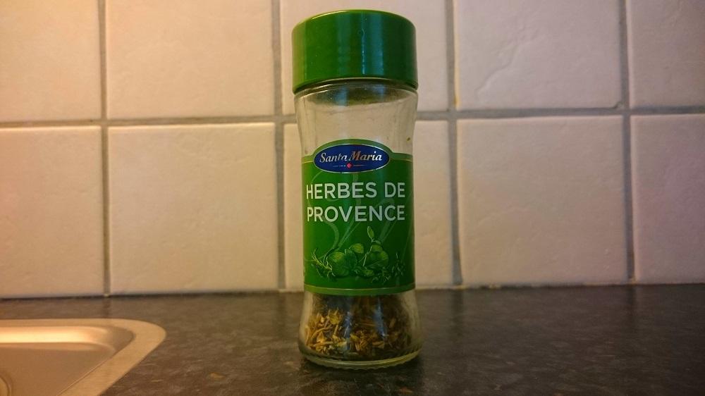 Potje met Provençaalse kruiden