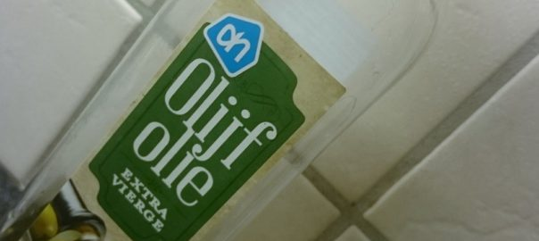 Olijfolie is een belangrijk ingredient in de Griekse keuken