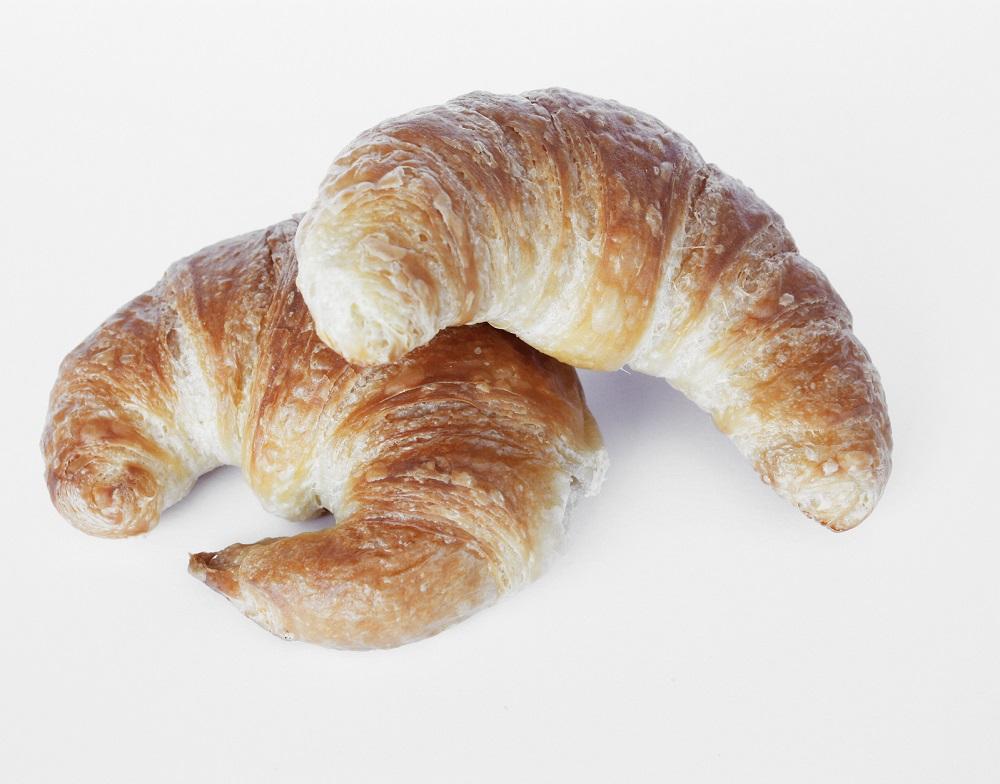 Twee croissantjes